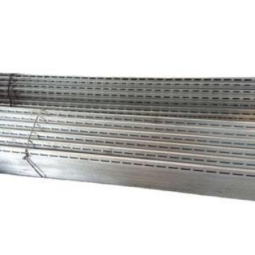 Prime quality prefabricated perforated galvanized slotted steel angle iron corner bracket with holes