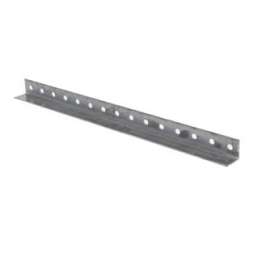 Galvanized iron steel angles perforated steel angle bar with holes