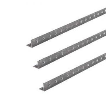 q235 50*50 equal perforated steel angle iron angle bar with holes price from tangshan
