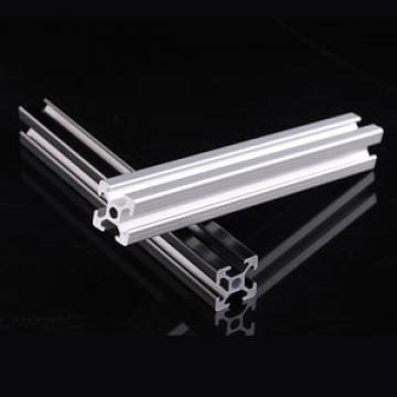 Frame System 6061 Silver Anodized Industrial Non-standard Cnc Aluminium T Slot Profile Aluminum Extrusion Angle