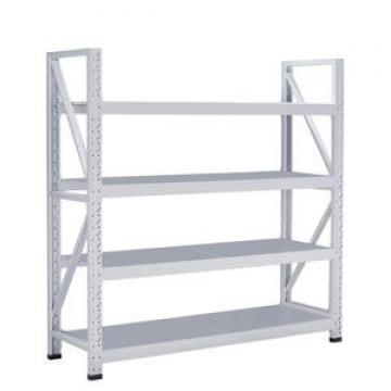 China Supplier warehouse slotted angle boltless rack/heavy duty rivet boltless shelving/Iron metal storage slotted angle