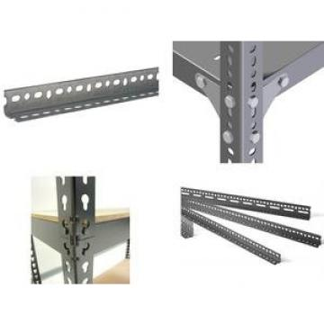 Multi-purpose slotted angle/Powder coated slotted angle shelving