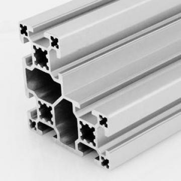 2020 3030 4040 5050 8080 Anodized T Slot Extruded Aluminum Alloy Frame Industrial Profile