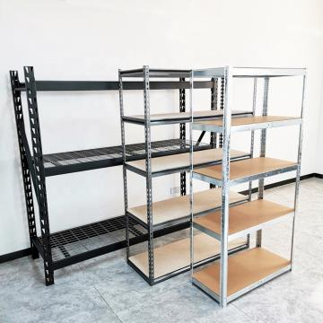 ISO CE certificate Nanjing Factory wire mesh deck medium duty racking shelving unit
