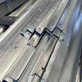 Exporting quality galvanized angle iron with hole price